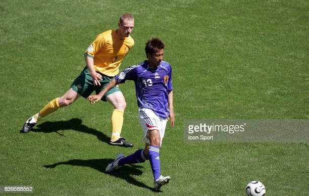 Atsushi YANAGISAWA Australie / Japon Coupe du Monde 2006