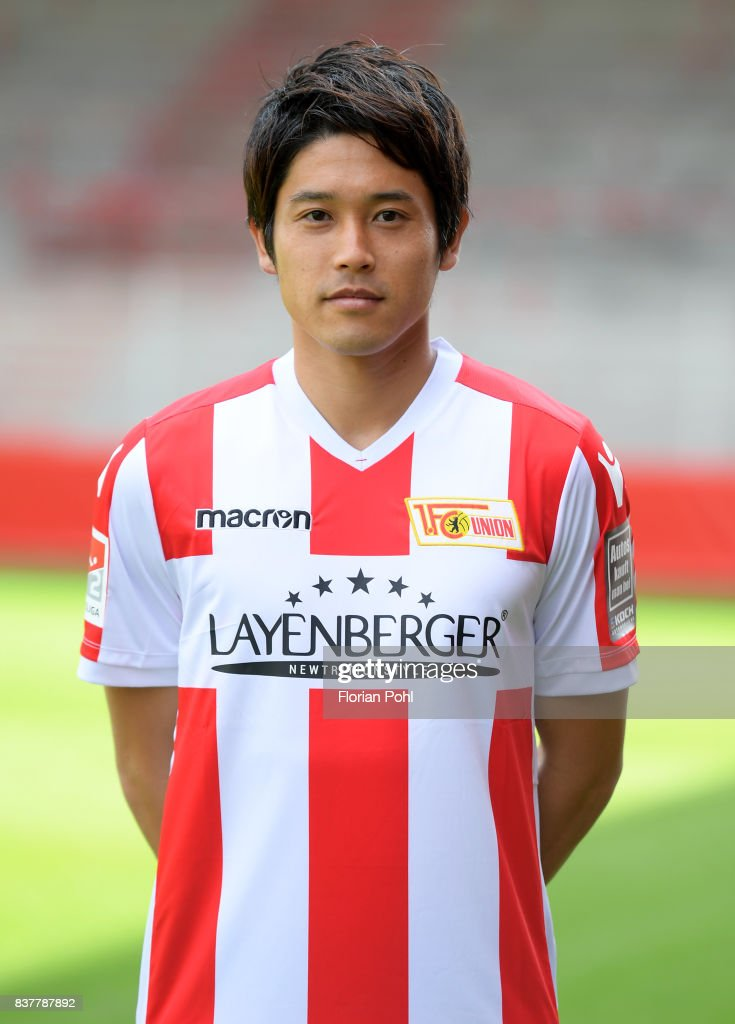 New player Atsuto Uchida of Union Berlin : ニュース写真