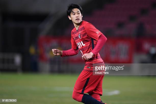 Atsuto Uchida of Kashima Antlers in action during the AFC Champions League Group H match between Kashima Antlers and Shanghai Shenhua at Kashima...