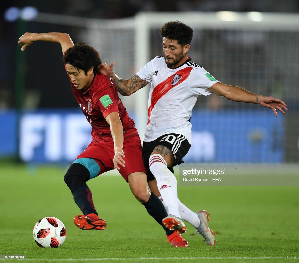 ARE: Al Ain v Real Madrid: Final - FIFA Club World Cup UAE 2018