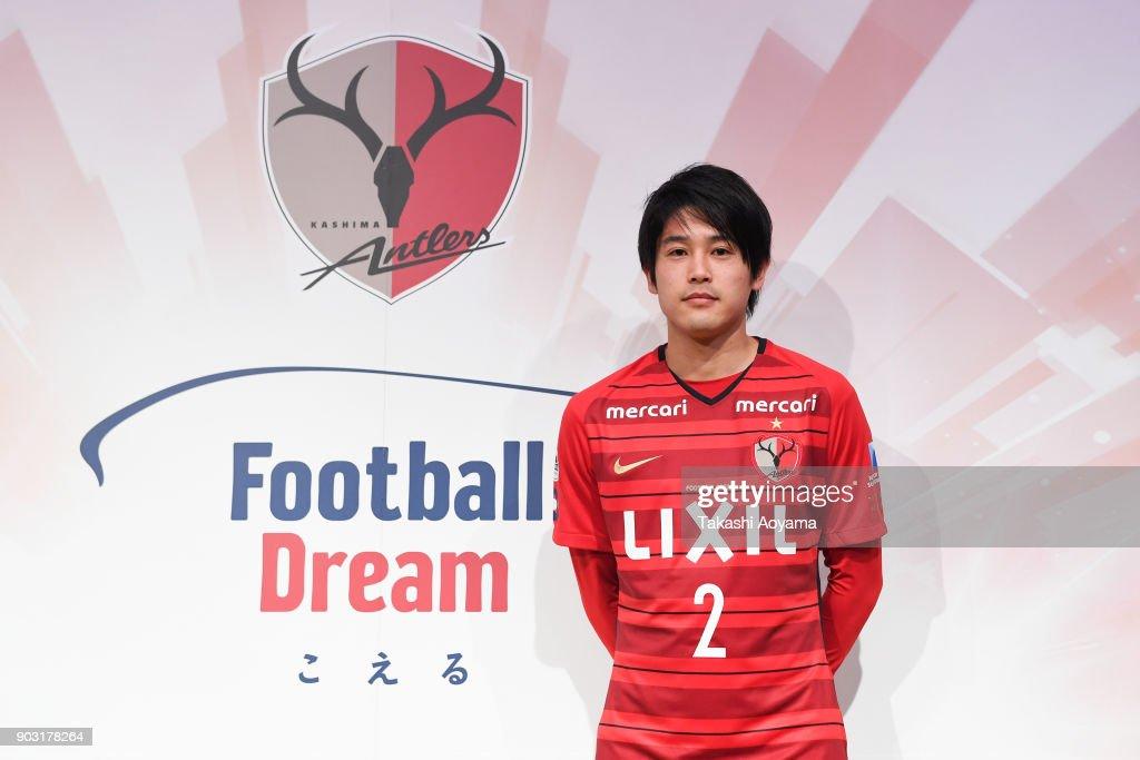 Kashima Antlers Press Conference : ニュース写真