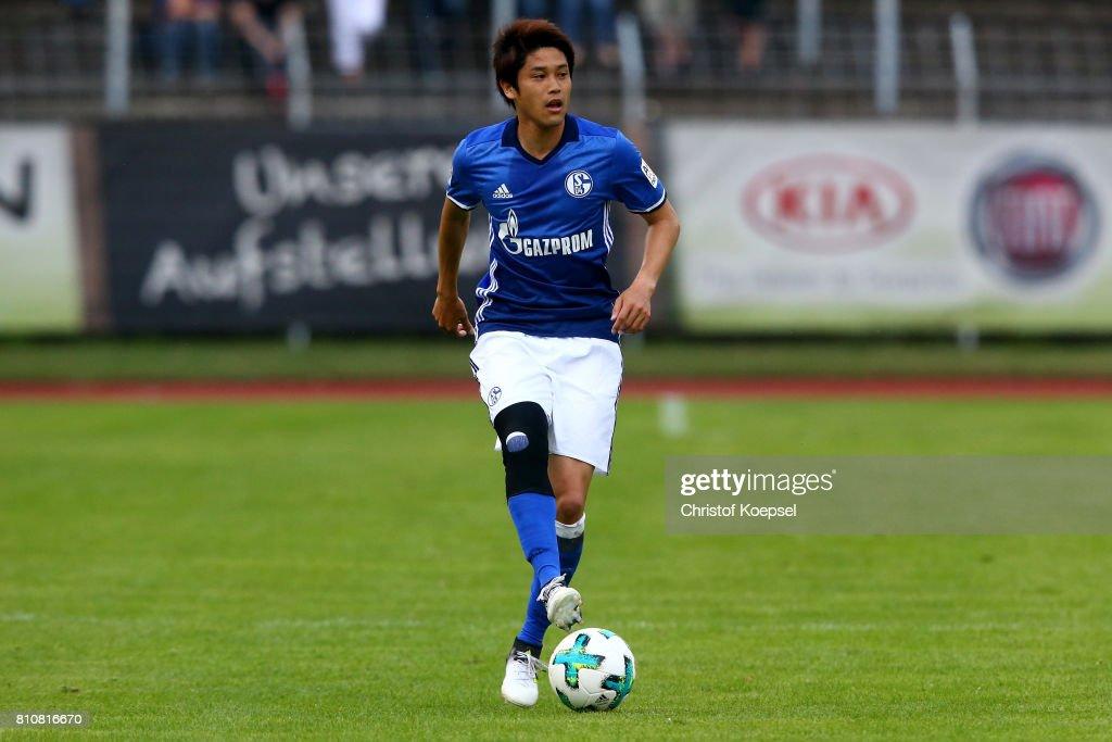 SpVgg Erkenschwick v FC Schalke 04 - Preseason Friendly : ニュース写真