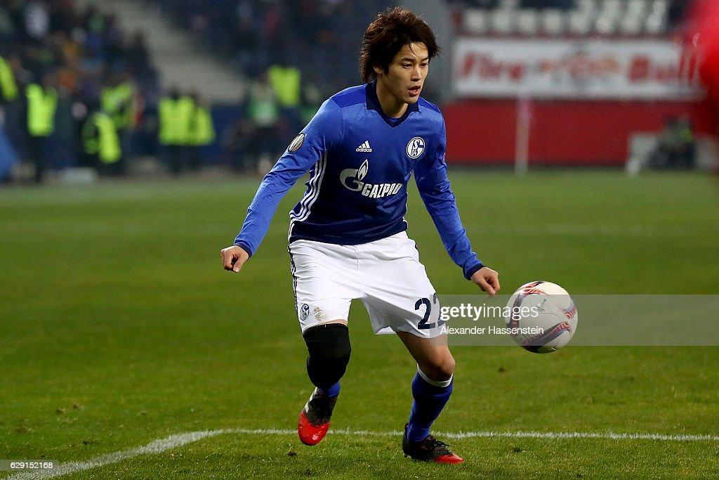 FC Salzburg v FC Schalke 04 - UEFA Europa League : ニュース写真