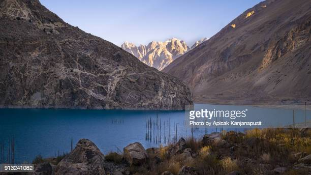 Attabad Lake, Gilgit Baltistan, Pakistan