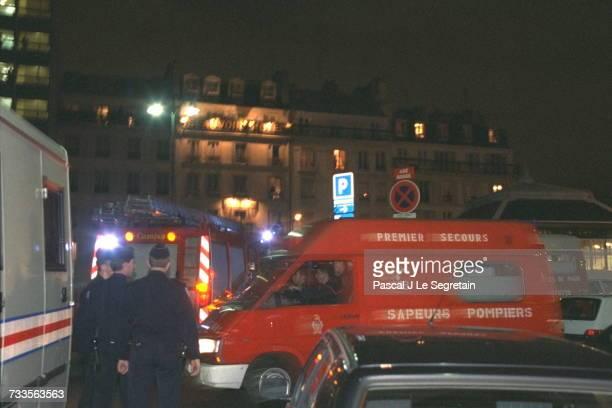 RER Attack At Port Royal Station