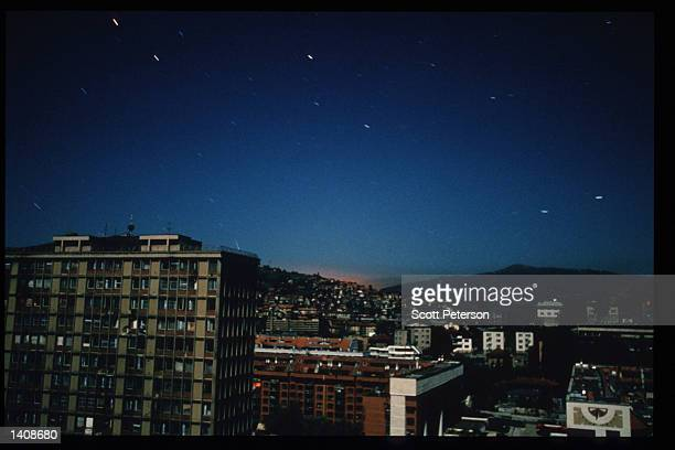 NATO attacks Sarajevo September 12 1995 in Sarajevo Bosnia and Herzegovina When Bosnia declared its independence in March 1992 a civil war erupted...