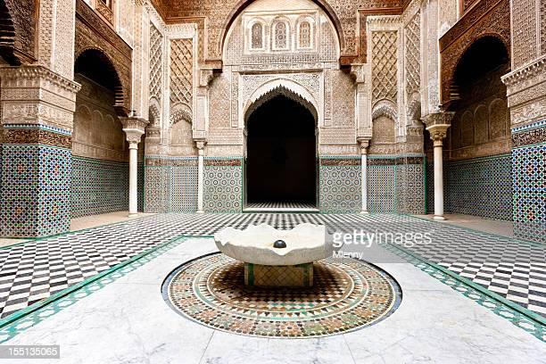 Attarine Madrasa Fez madraza, Marruecos