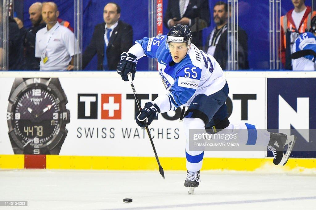Slovakia v Finland: Group A - 2019 IIHF Ice Hockey World Championship Slovakia : News Photo