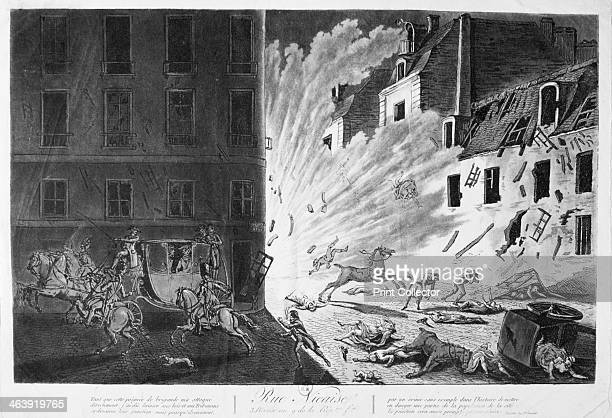 Attempt to assassinate Napoleon, 24 December, 1800. The most serious - and very nearly successful - attempt on his life took place on Christmas Eve...