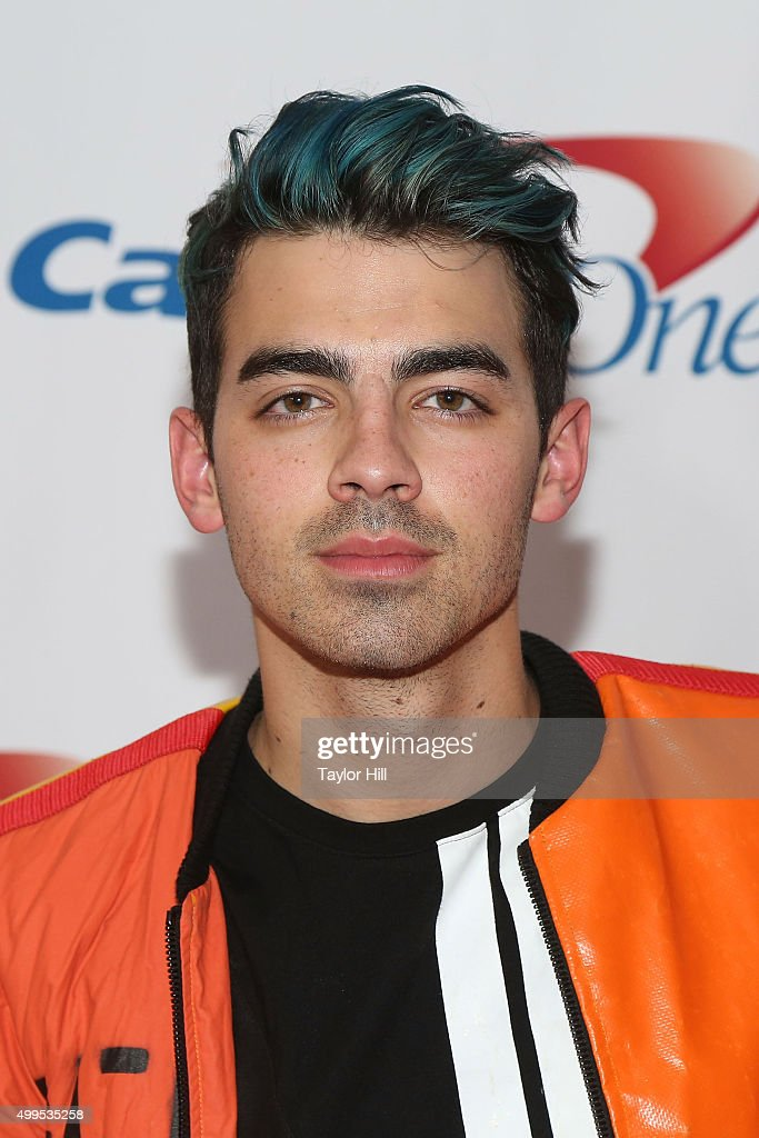 DNCE attend 106.1 KISS FM's Jingle Ball 2015 at American Airlines Center on December 1, 2015 in Dallas, Texas.