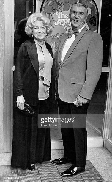 NOV 8 1973 NOV 14 1973 Attend Comedy At Local Theatre Recent playgoers at Bonfils Theatre were Mr and Mrs Bill D Prescott They saw show 13 Rue de...