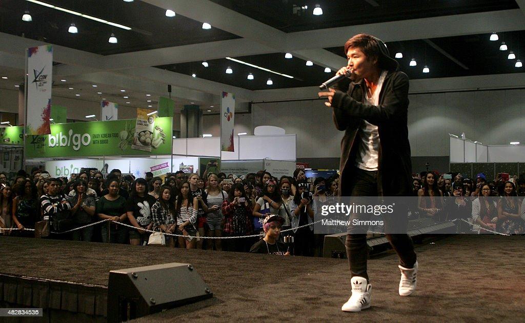 KCON 2015 USA - Los Angeles : News Photo