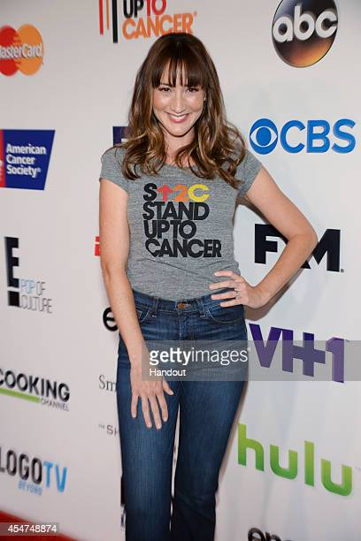 TURNER attend Stand Up To Cancer a program of the Entertainment Industry Foundation staging its fourth biennial fundraising telecast at the at the...