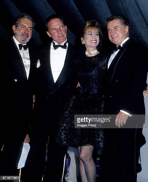 Attend the 8th Annual Rita Hayworth Gala to benefit the Alzheimer's Foundation held at Tavern on the Green circa 1992 in New York City.