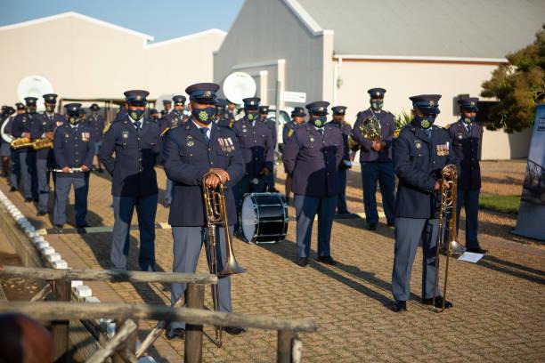 ZAF: Funeral of South African Veteran Actress Shaleen Surtie-Richards