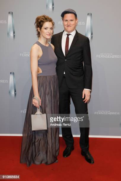 attend the German Television Award at Palladium on January 26 2018 in Cologne Germany
