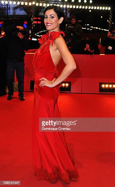 attend the 'Odem' Premiere during day eight of the 61st Berlin International Film Festival at Berlinale Palace on February 17 2011 in Berlin Germany