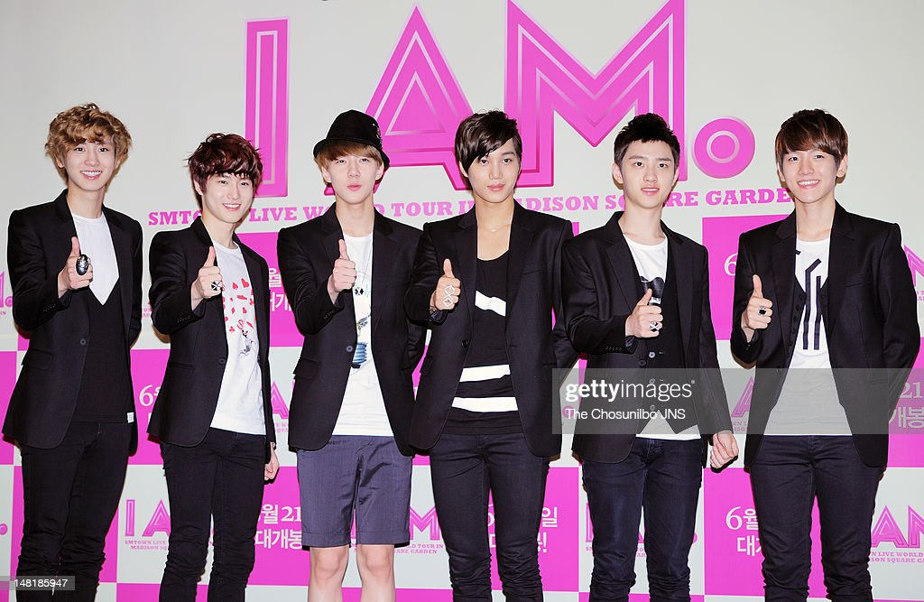 KOR: SM Town Movie 'I AM' Press Conference