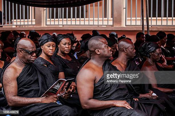 Attended the Ashanti funeral in kumasi, is been a unique opportunity to understand the culture traditional Akan people. The Ashantis are well known...