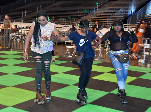 CA: 2019 BET Experience - Roller-Skating Party