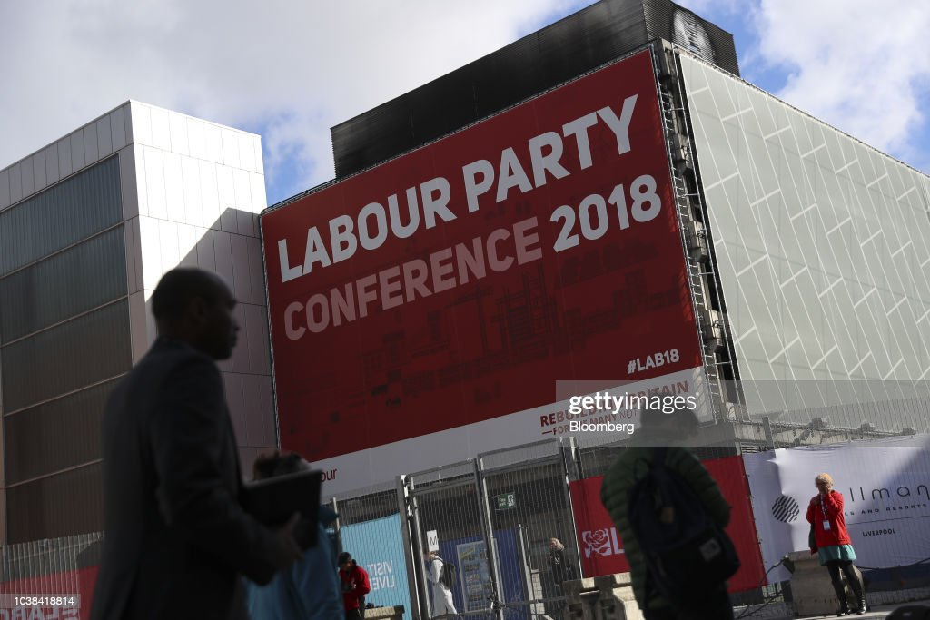 U.K. Opposition Labour Party Annual Conference