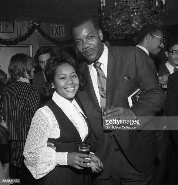Attendees at a party held at Spinell Top for the release of Phyllis Garland's book The Sound of Soul on December 4 1969 in New York