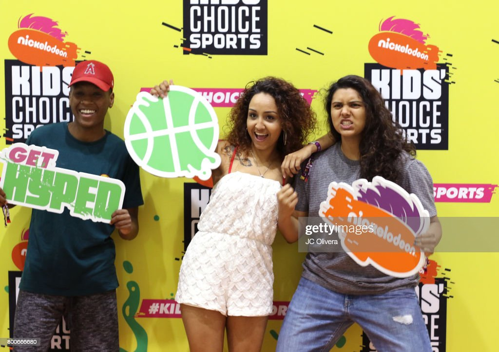 Attendees at day one of the 2017 BET Experience Fanfest at Los Angeles Convention Center on June 24, 2017 in Los Angeles, California.