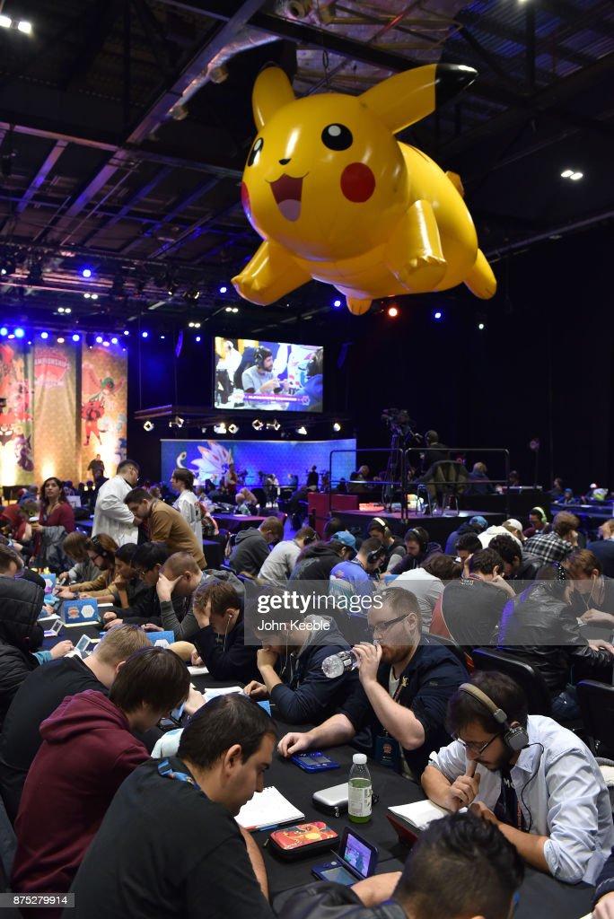 Pokemon European International Championships : ニュース写真