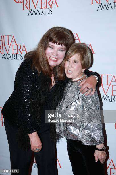 Attendees during the The 2nd Annual Chita Rivera Awards Honoring Carmen De Lavallade John Kander And Harold Prince at NYU Skirball Center on May 20...