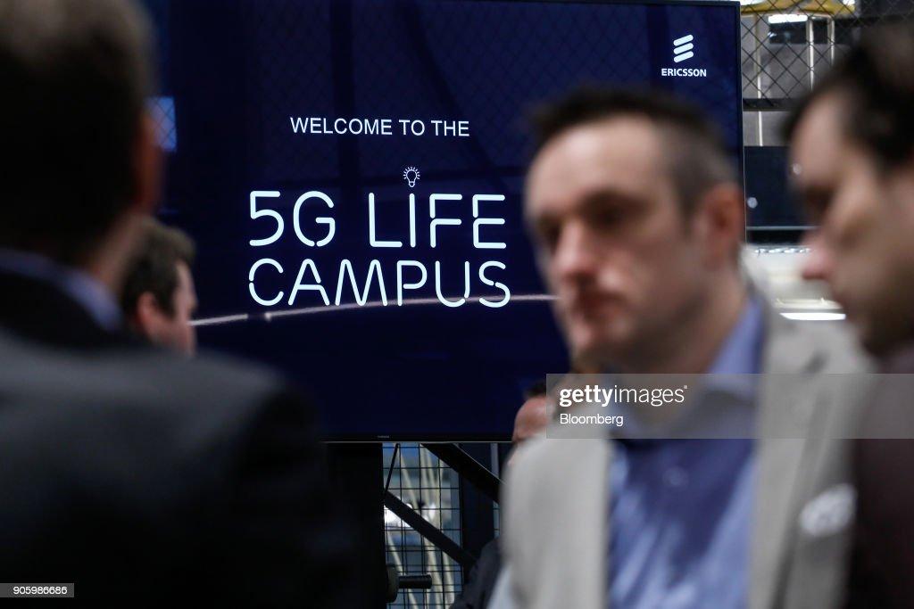 Ericsson AB Opens 5G Campus