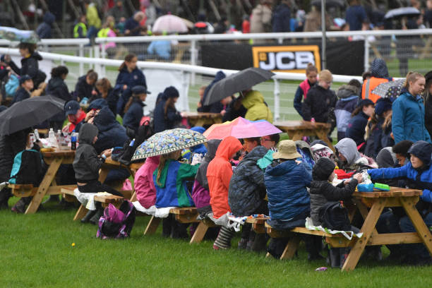 GBR: Three Counties Show Takes Place In Malvern