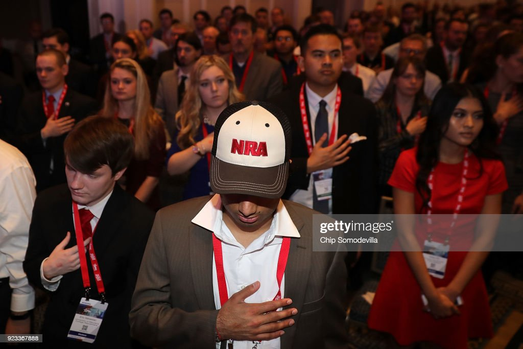 Conservatives Rally Together At Annual CPAC Gathering : News Photo