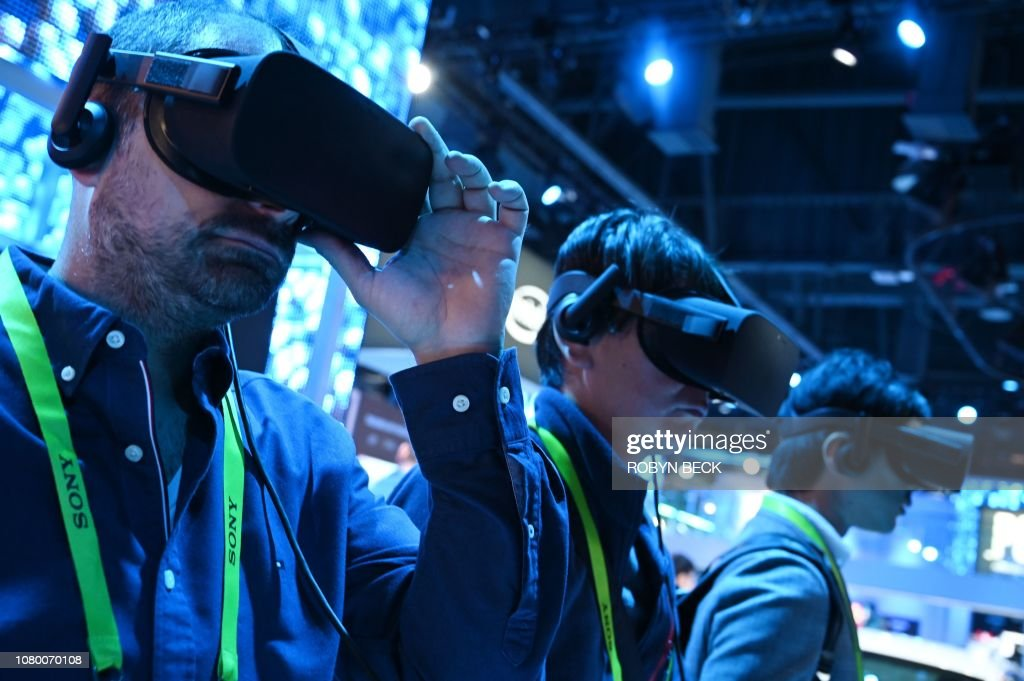 US-IT-LIFESTYLE-CES : News Photo