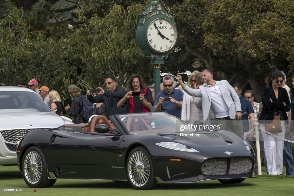 Spyker C8 Stock Photos And Pictures Getty Images