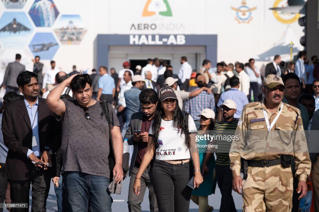 IND: Day Two of The Aero India Air Show