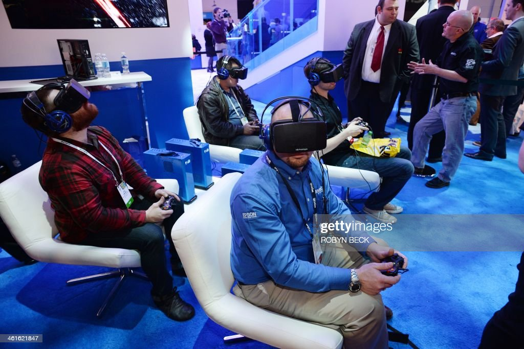 US-IT-CONSUMER ELECTRONICS SHOW-CES : News Photo