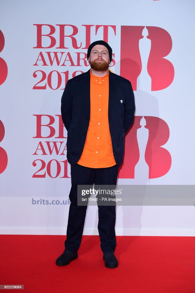 Brit Awards 2018 - Arrivals - London : News Photo