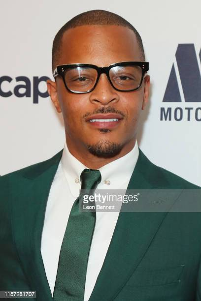 I attends 2019 ASCAP Rhythm Soul Music Awards at the Beverly Wilshire Four Seasons Hotel on June 20 2019 in Beverly Hills California