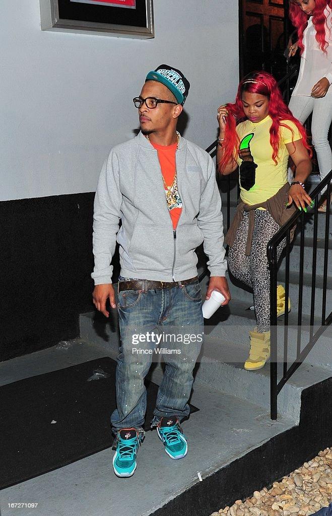 Rihanna At Magic City - Atlanta, GA Photos and Images   Getty Images