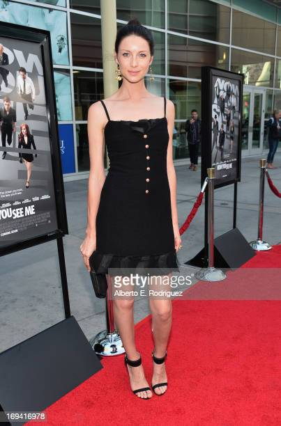 attends a special screening of Summit Entertainment's Now You See Me at the ArcLight Theaters Hollywood on May 23 2013 in Hollywood California