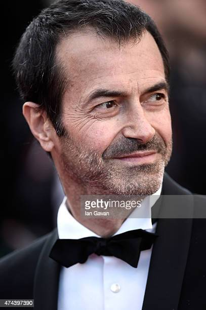 attends Andrea Occhipinti the Premiere of 'The Little Prince' during the 68th annual Cannes Film Festival on May 22 2015 in Cannes France