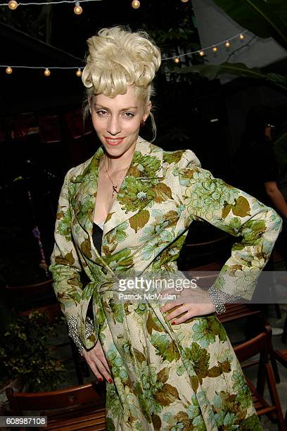 "Attends Coco de Mer Invites You to a Very Special Reading of ""Pretty Things"" by Liz Goldwyn at Coco de Mer on May 21, 2007 in Los Angeles, CA."
