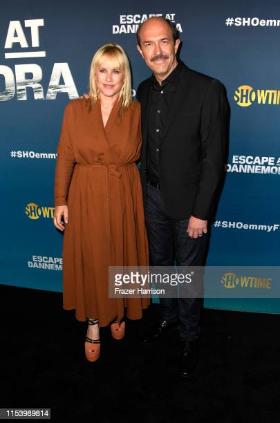 attends FYC Event For Showtime's Escape At Dannemora at NeueHouse Hollywood on June 05 2019 in Los Angeles California