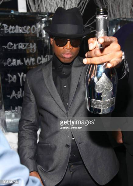 """Attends his the 30th Birthday Bash """"Cold as Ice"""" at Cipriani 42nd Street on October 17, 2009 in New York City."""