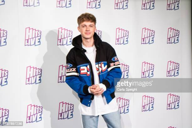 HRVY attends Hits Radio Live 2019 at MS Bank Arena on November 15 2019 in Liverpool England