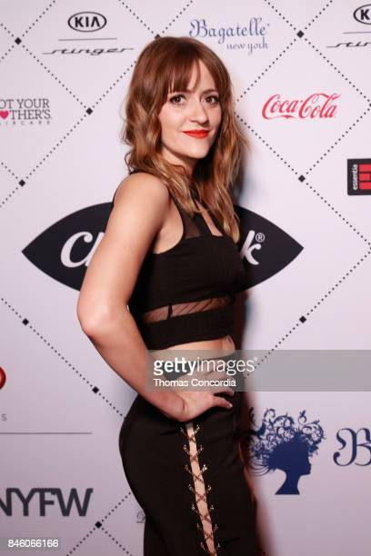 BELLSAINT attends Kia STYLE360 Hosts Uncommon James Chinese Laundry by Kristin Cavallari Hosted at Bagatelle NYC and Presented by ChapStick at...