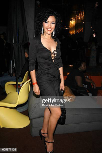 attends Miss Universe Post Pageant VIP Party hosted by Chuck Nabit Dave Geller Ed St John Greg Barnhill Freddie Wyatt Rob Striker at The Standard...