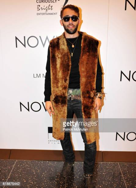 attends NOWNESS Presents the New York Premiere of JeanMichel Basquiat The Radiant Child at MoMa on April 27 2010 in New York City