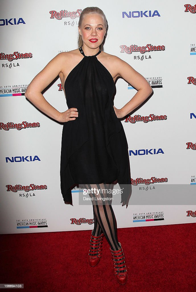 DJ MNDR attends Rolling Stone Magazine's 2012 American Music Awards (AMAs) VIP After Party presented by Nokia and Rdio at the Rolling Stone Restaurant and Lounge on November 18, 2012 in Los Angeles, California.