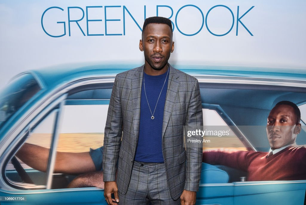 Special Screening Of Universal Pictures 'Green Book' With Star, Mahershala Ali : News Photo